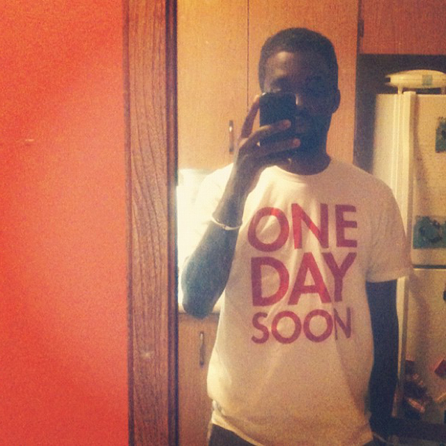 one day soon shirt